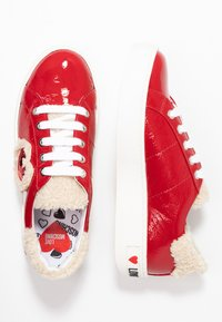 Love Moschino - Trainers - red - 3