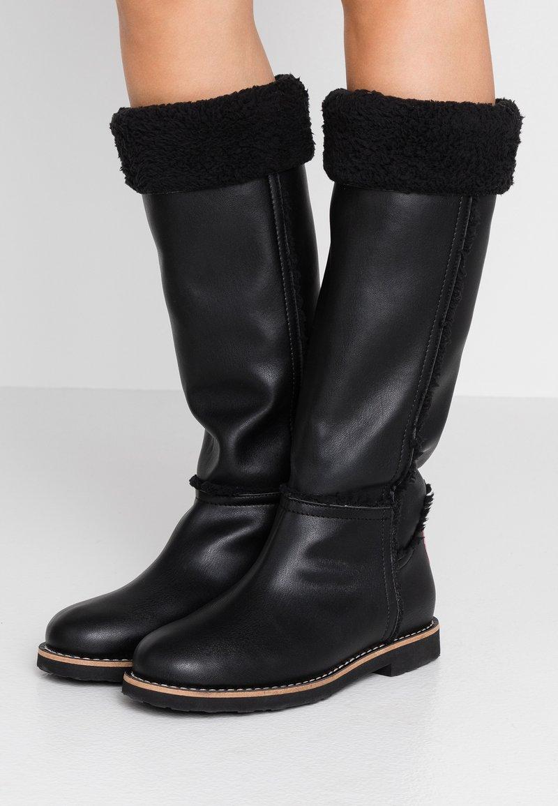 Love Moschino - Stiefel - black