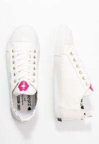 Love Moschino - Sneakers - white - 3