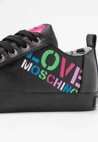 Love Moschino - Sneakers laag - black - 2