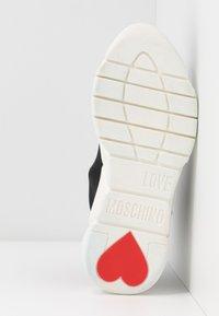 Love Moschino - Vysoké tenisky - nero - 6