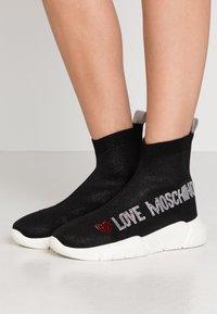 Love Moschino - Vysoké tenisky - nero - 0