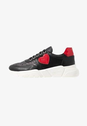 Sneakers basse - nero