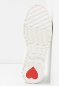 Love Moschino - EXCLUSIVE  - Tenisky - bianco - 6