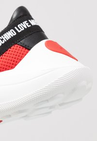Love Moschino - Sneakers laag - red - 2