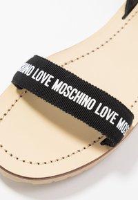 Love Moschino - Sandalen - nero - 2
