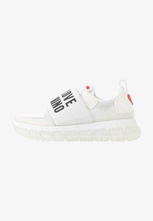 Sneaker low - bianco
