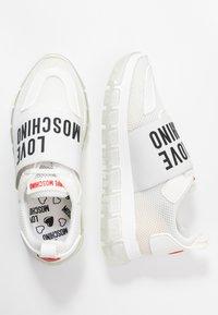 Love Moschino - Sneakers laag - bianco - 3
