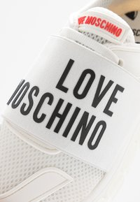 Love Moschino - Sneakers laag - bianco - 2