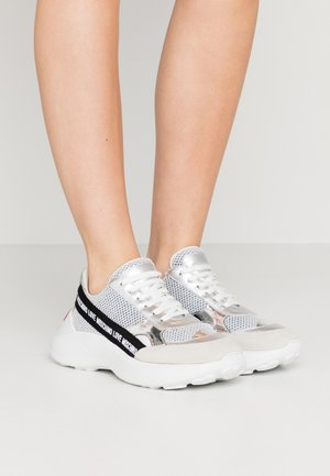Sneakers basse - white/silver