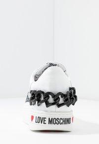 Love Moschino - Tenisky - white - 5