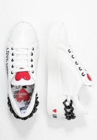 Love Moschino - Tenisky - white - 3