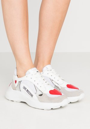 SUPER HEART - Trainers - grey