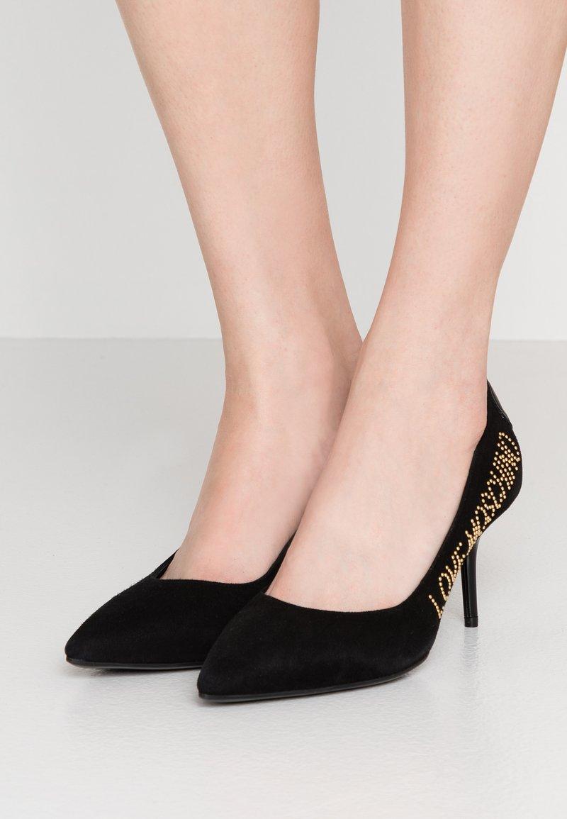 Love Moschino - Classic heels - black