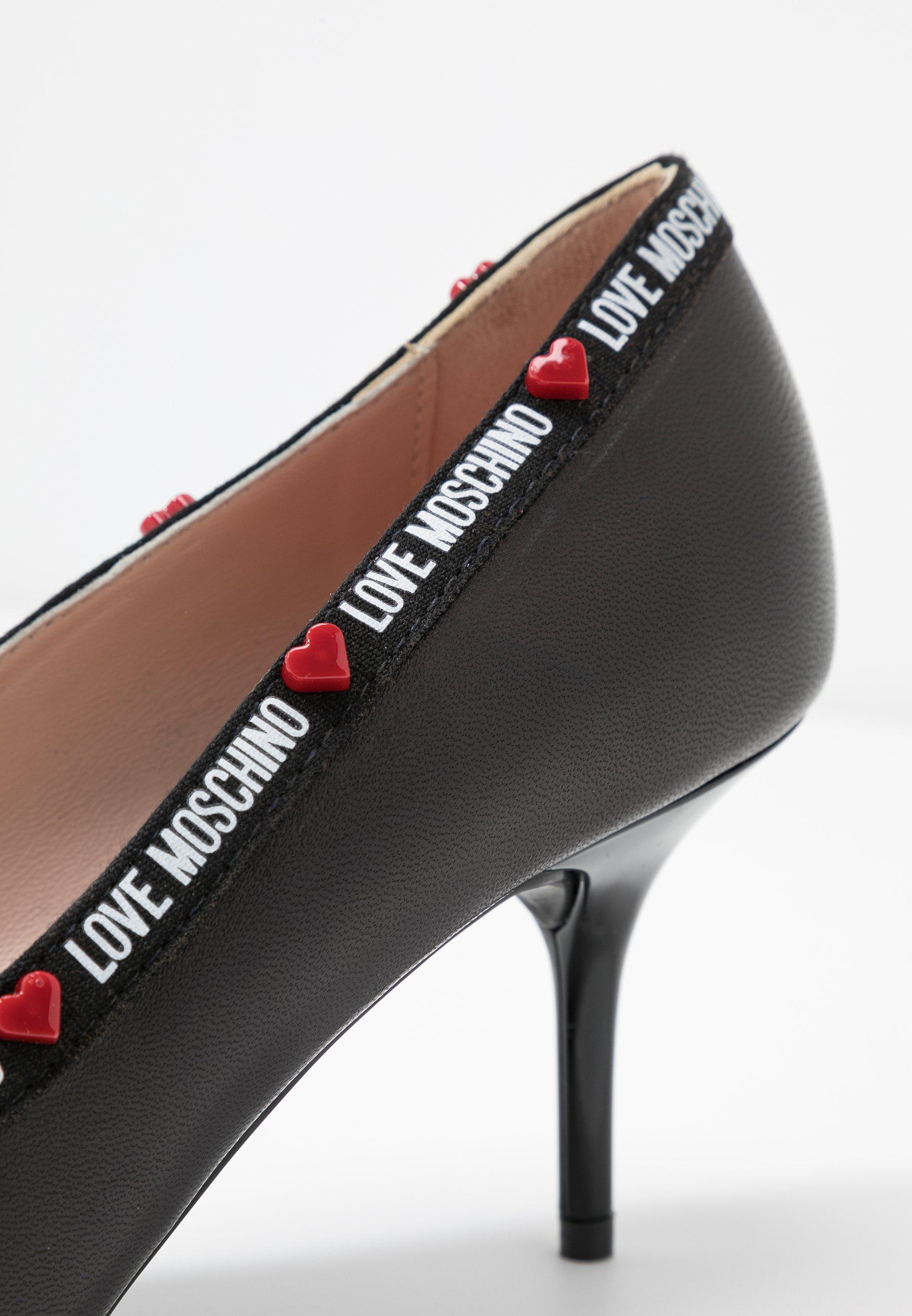 Love Moschino Escarpins - nero