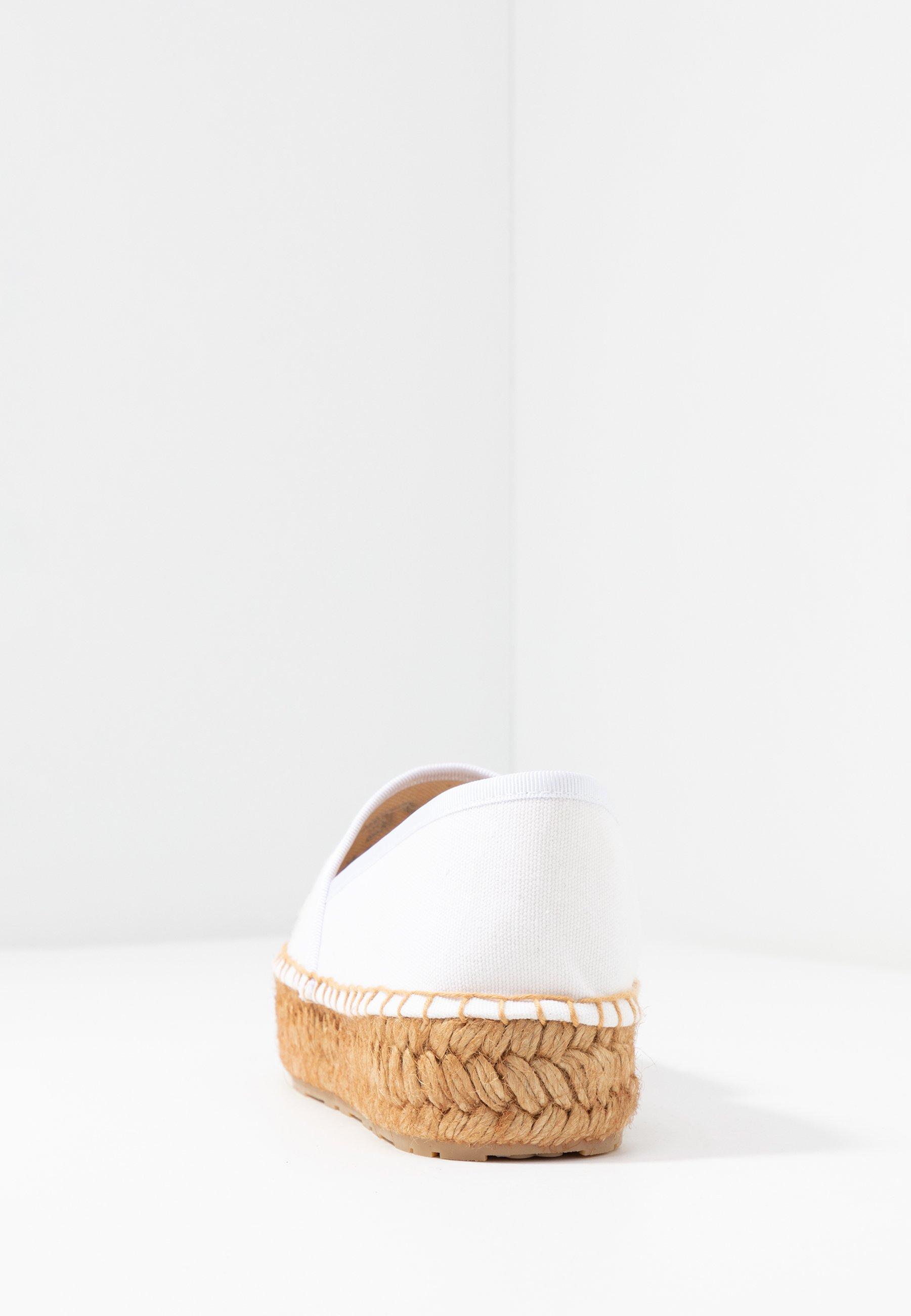Love Moschino Espadryle - bianco
