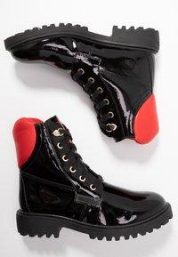 Love Moschino - Veterboots - black - 3