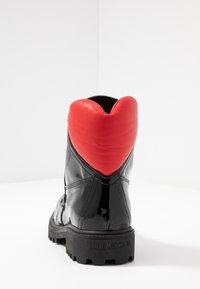 Love Moschino - Veterboots - black - 5