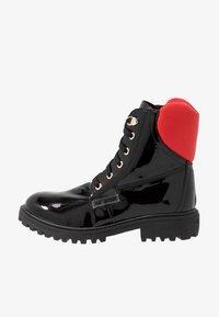 Love Moschino - Veterboots - black - 1