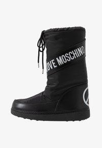 Love Moschino - Zimní obuv - black - 1