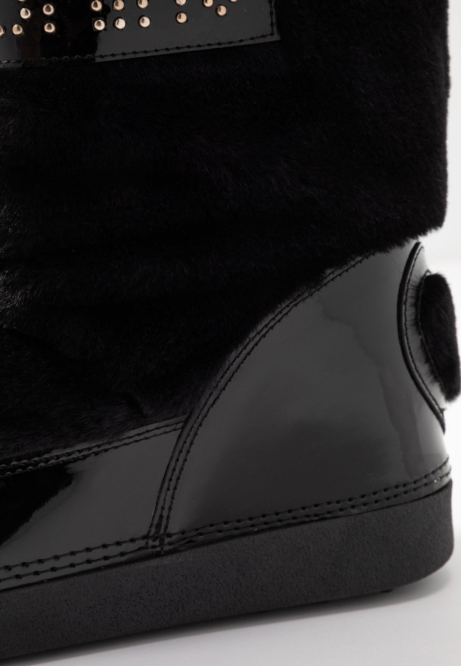 Love Moschino Bottes De Neige - Black