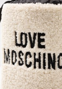 Love Moschino - Vinterstøvler - offwhite - 2