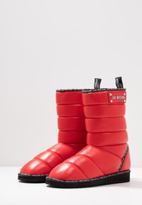 Love Moschino - Winter boots - red - 4
