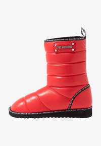 Love Moschino - Winter boots - red - 1