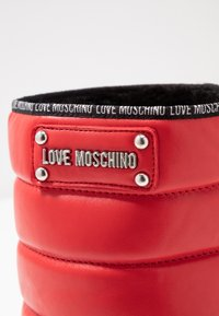 Love Moschino - Winter boots - red - 2