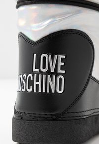 Love Moschino - KUSS - Winter boots - silver - 2