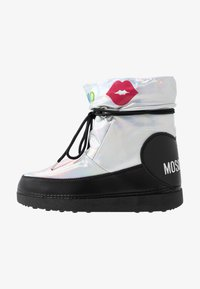 Love Moschino - KUSS - Winter boots - silver - 1