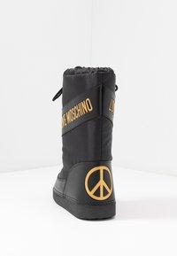 Love Moschino - Winter boots - black - 5