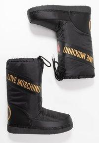 Love Moschino - Winter boots - black - 3