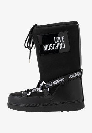 SKI BOOT - Snowboots  - black