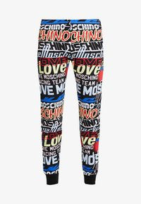 Love Moschino - Tracksuit bottoms - black - 3