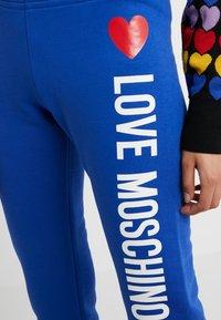 Love Moschino - Joggebukse - blue - 4