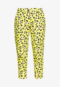 Love Moschino - Bukse - yellow - 3