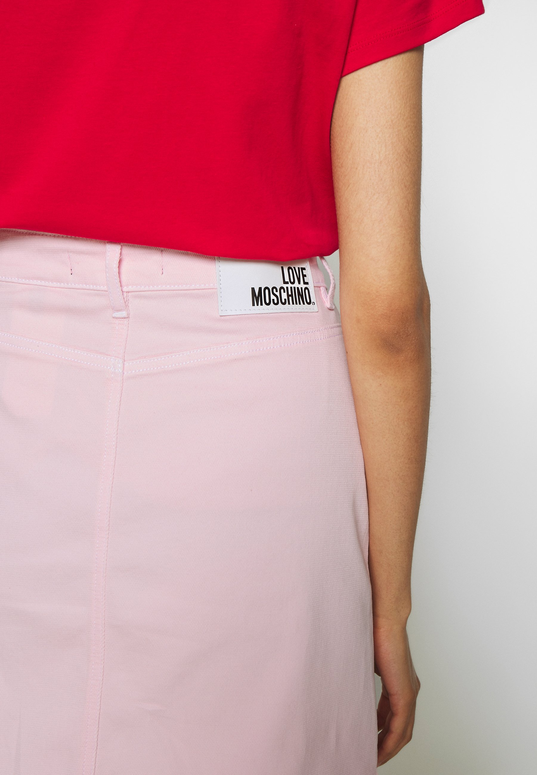 Love Moschino Miniskjørt - Pink