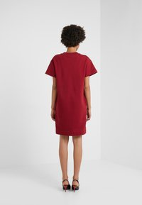 Love Moschino - DRESS - Korte jurk - red