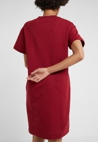 Love Moschino - DRESS - Korte jurk - red - 3