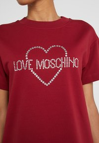 Love Moschino - DRESS - Korte jurk - red - 6