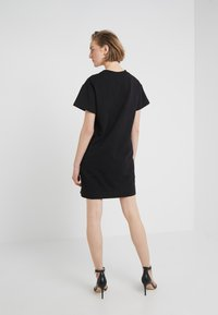 Love Moschino - DRESS - Korte jurk - black - 2