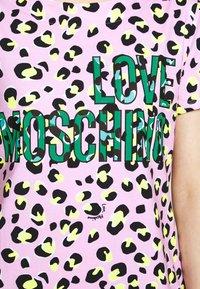 Love Moschino - Jerseyjurk - pink - 5