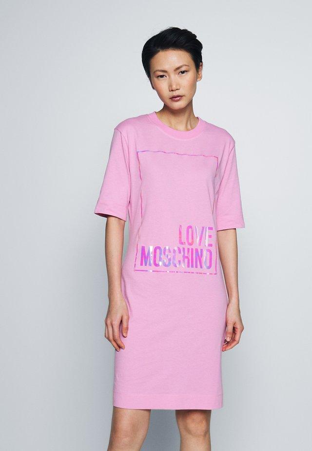 Jerseyjurk - pink