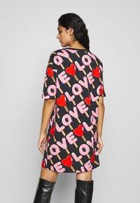 Love Moschino - Korte jurk - black - 2