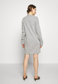Love Moschino - Jumper dress - grey - 2