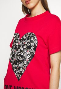 Love Moschino - Day dress - red - 5