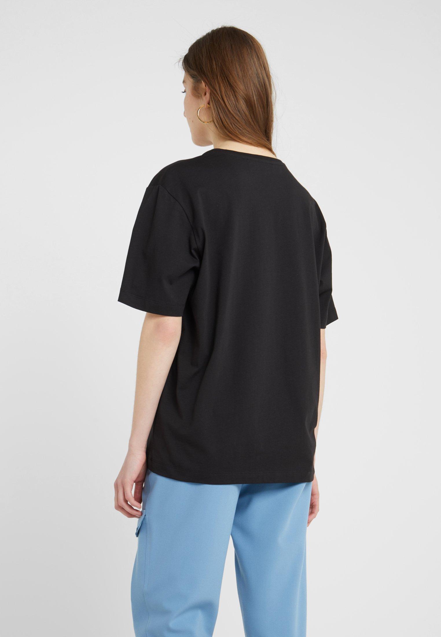 Love shirt ImpriméBlack Moschino T HYDW9I2E
