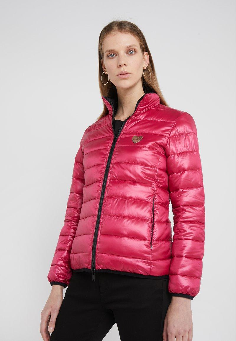 Love Moschino - JACKET - Veste d'hiver - pink