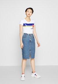 Love Moschino - T-shirt print - optical white - 1